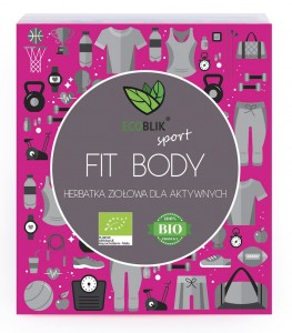 HERBATKA FIT BODY BIO 20 x 2 g - ECOBLIK