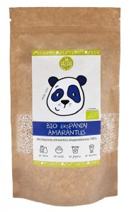 BIO EKSPANDY AMARANTUS EKSPANDOWANY BIO 100 g - HELPA