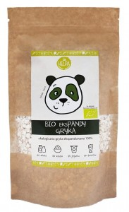 BIO EKSPANDY GRYKA EKSPANDOWANA BIO 50 g - HELPA
