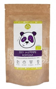 BIO EKSPANDY KOMOSA (QUINOA) EKSPANDOWANA BIO 80 G - HELPA